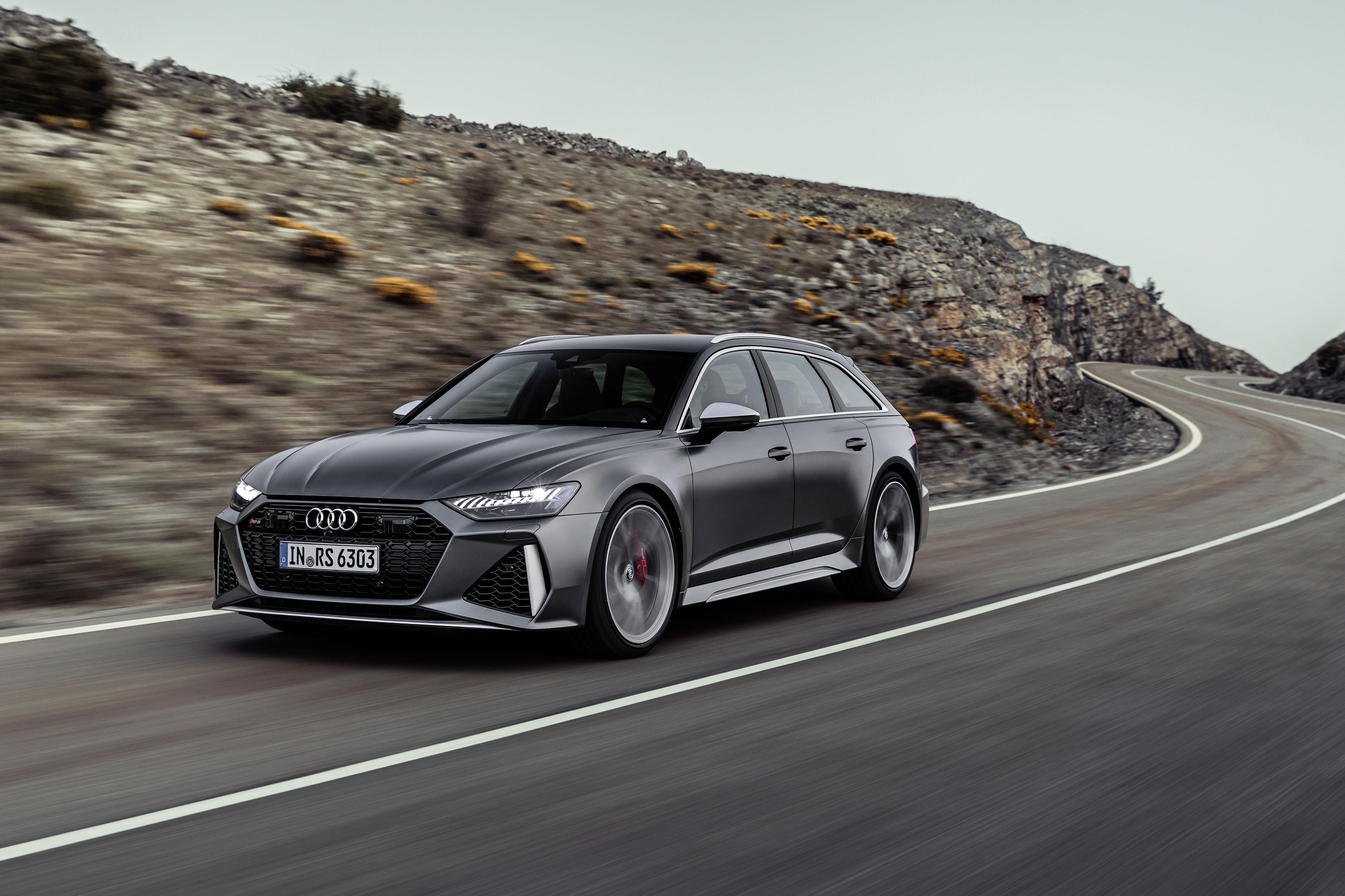 Audi lança a nova RS 6 com 600 cavalos e sistema híbrido leve - Notícias - Plantão Diário