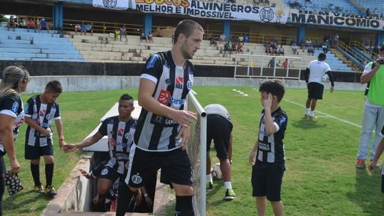 1f357c432c Clube anuncia sete atletas e mais a contratação de massagista Edson  Furacão