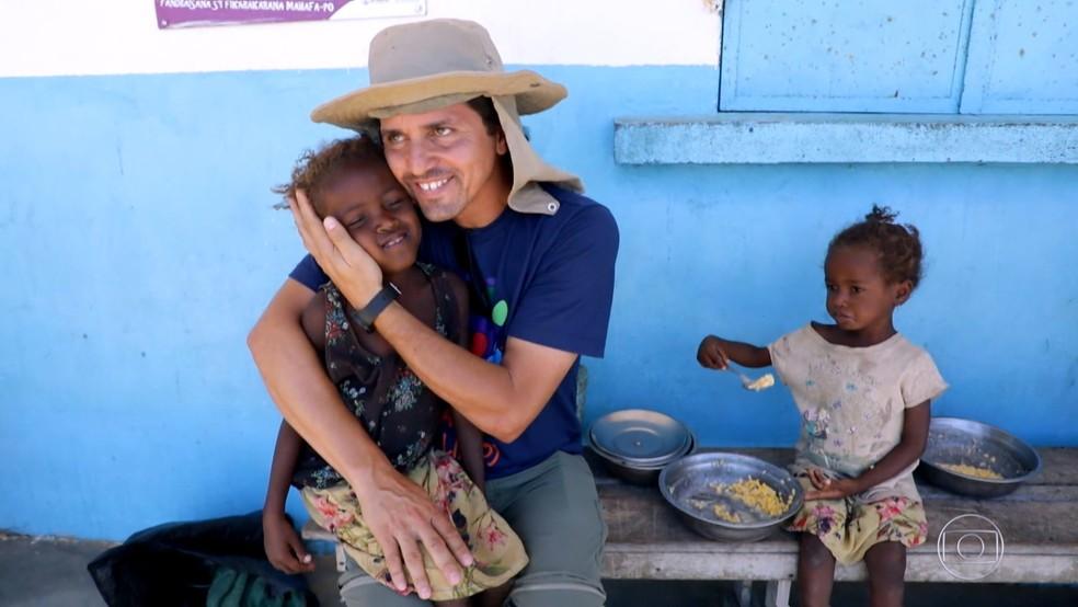 Wagner Moura fundou a Fraternidade sem Fronteiras, que atua em diversas plataformas — Foto: TV GLOBO