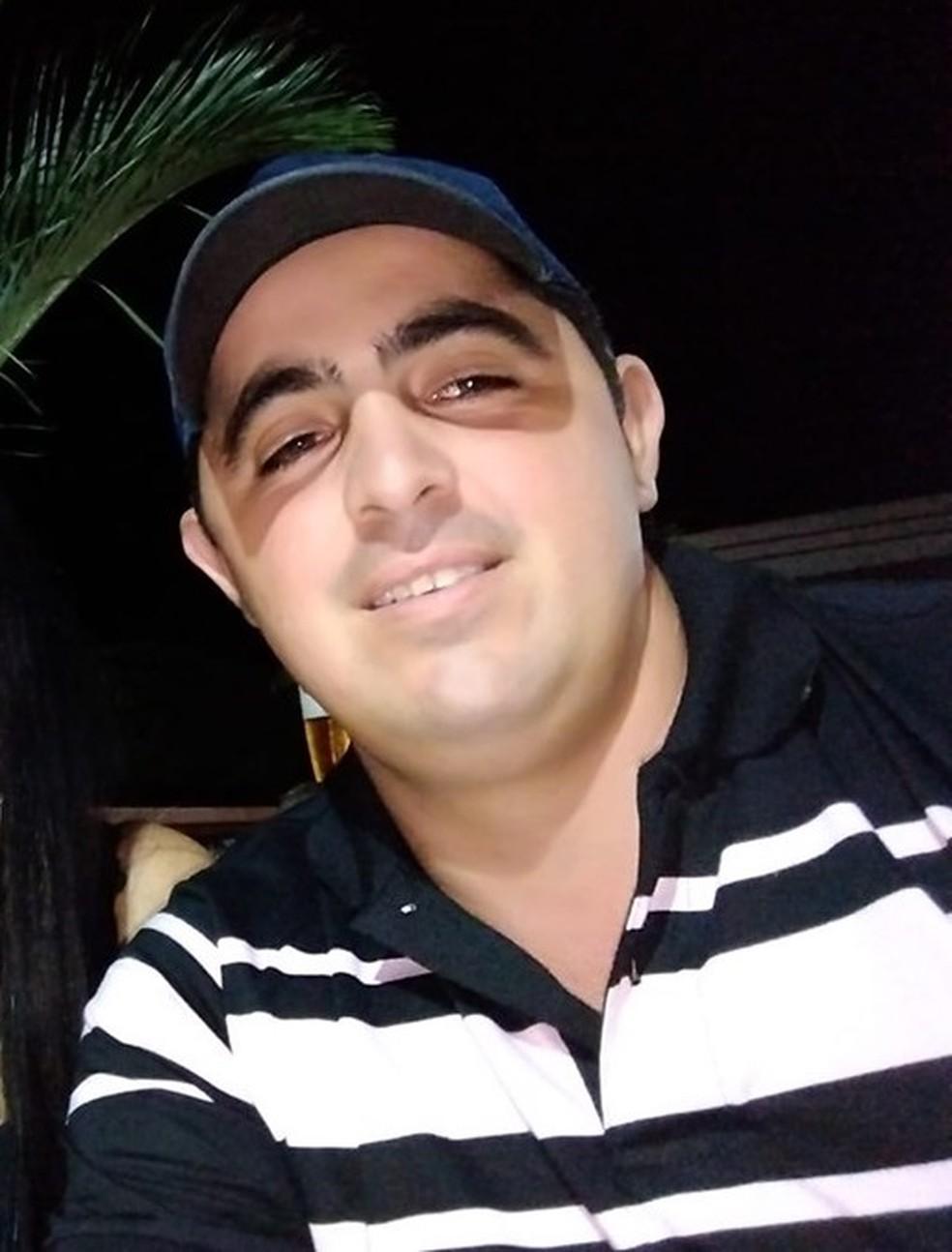 Ronaldo Rosa, marido de Zuilda, foi preso — Foto: Facebook/Reprodução