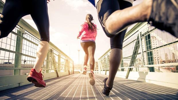 Atividade física ; exercício ; corrida ; saúde ; fitness ;  (Foto: Thinkstock)