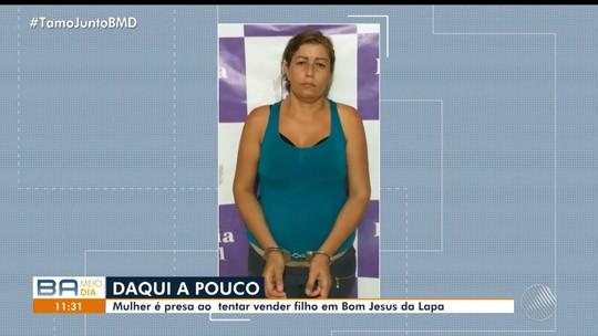 Polícia pede prisão preventiva de suspeito que negociou com mãe compra de garoto de 12 anos na Bahia