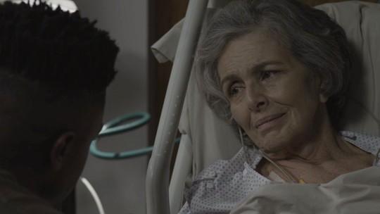 Teaser: Sabine pede que Dom passe o Natal com seus pais biológicos