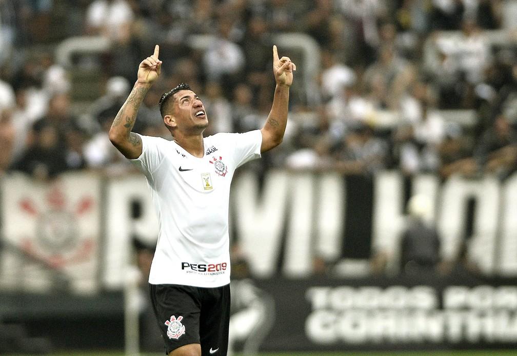 Ralf criou muita identificação com o torcedor do Corinthians — Foto: Marcos Ribolli