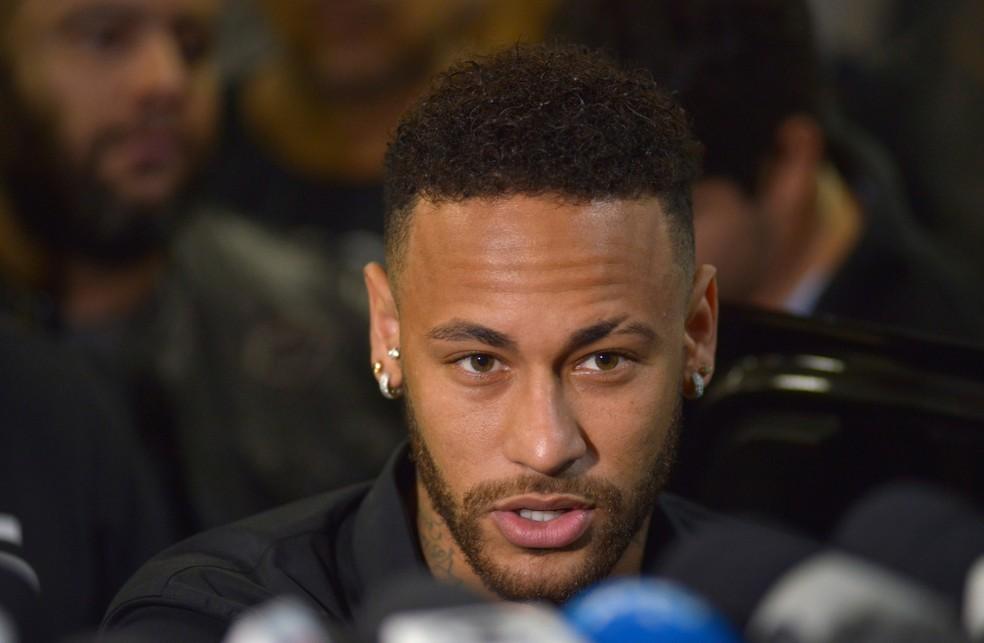Neymar na Juventus? É uma possibilidade — Foto: Reuters