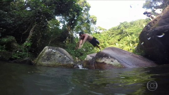Um Programão nas cachoeiras e no Quilombo de Vargem Grande