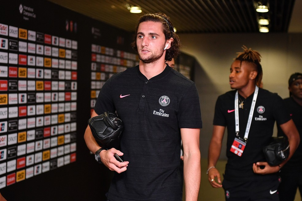 Rabiot está de saída do Paris Saint-Germain â?? Foto: Getty Images