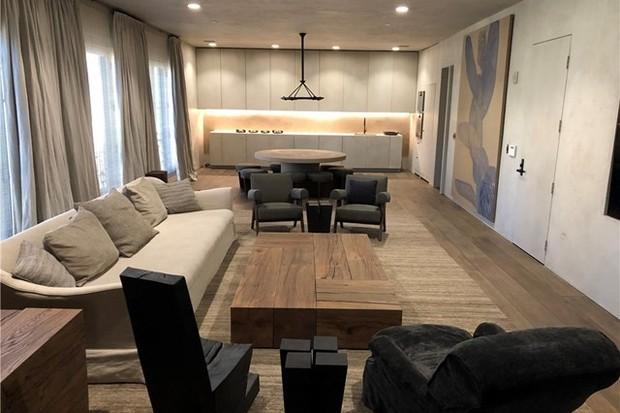 Kim Kardashian pede R$ 14,6 milhões por apartamento minimalista (Foto: Divulgação)