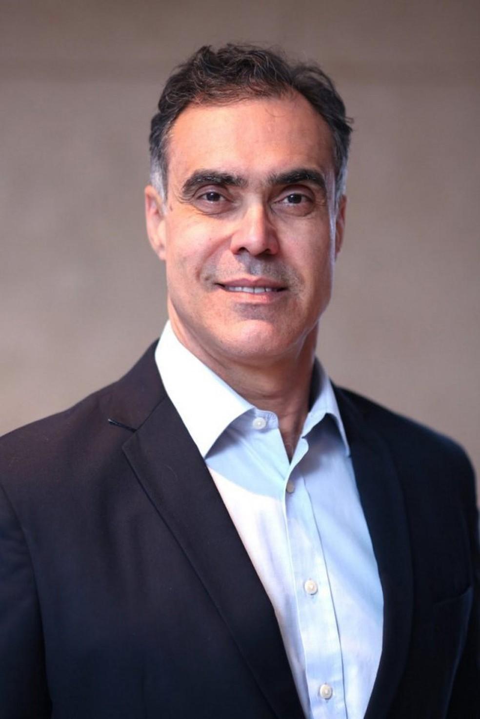 Dr. Rogério Ranulfo, presidente do 31º Congresso Brasileiro de Cirurgia Dermatológica — Foto: Divulgação