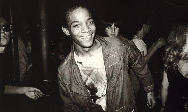 Jean-Michel Basquiat (Foto: Nicholas Taylor/DIvulgação)