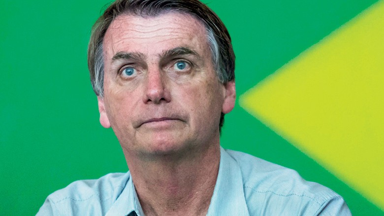 Eleição de Bolsonaro (Foto: ©  Edilson Dantas / Agencia O Globo )