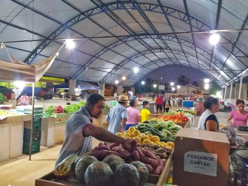 Feiras de Vilhena recebem arraial nesta semana — Foto: Semagri/Divulgação