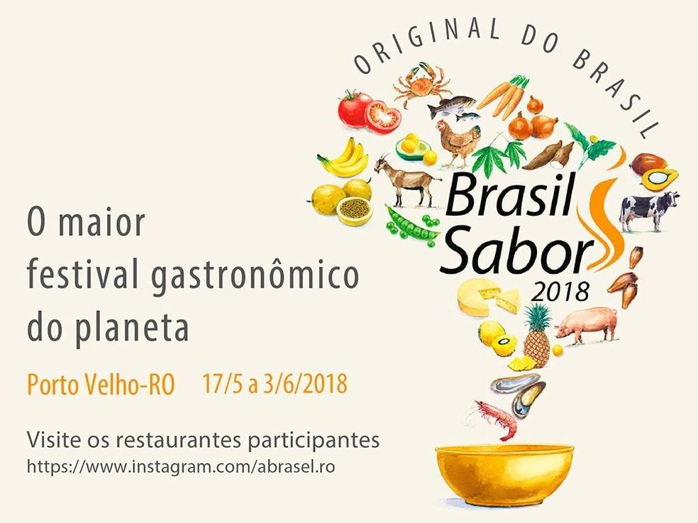 -  Festival será realizado simultaneamente em todo o Brasil  Foto: Divulgação