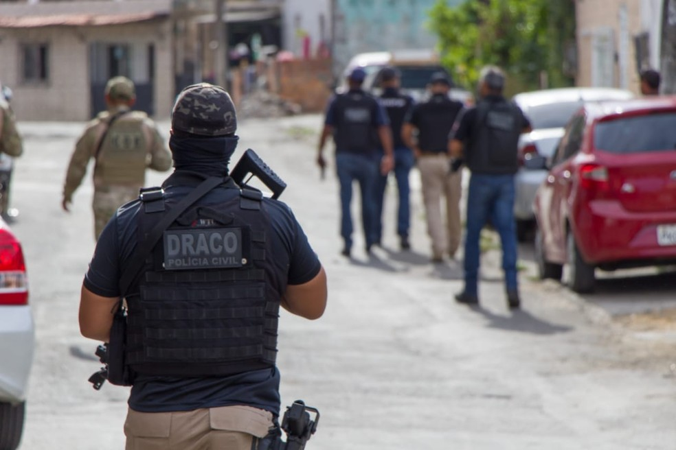 Polícia conclui inquérito e indicia 12 pessoas pelo sequestro de garoto em Miguel Calmon — Foto: Divulgação / Polícia Civil