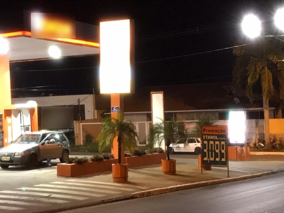 Etanol teve reajuste no começo do ano passando de R$ 3 o litro em MT — Foto: Yago Oliveira/G1