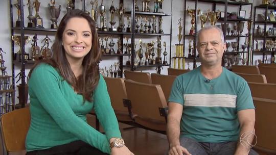 Juninho anuncia Adil como diretor do Tupi e diz que vitórias trarão torcida de volta