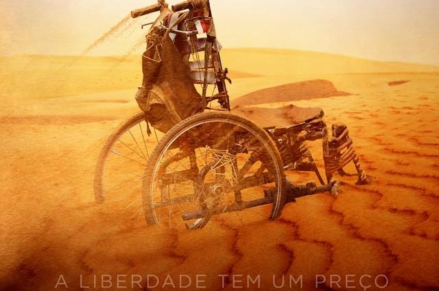 Poster da terceira temporada de '3%' (Foto: Divulgação / Netflix)
