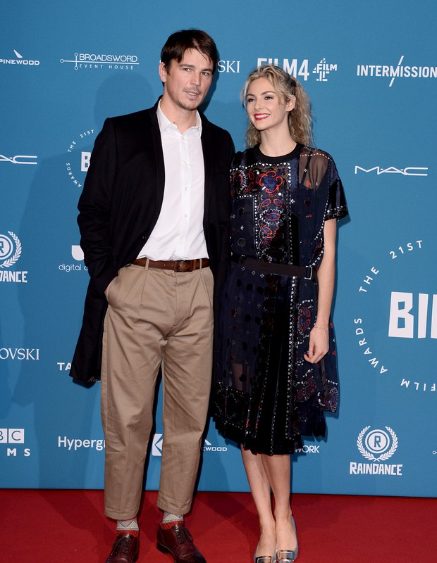 Josh Hartnett e Tamsin Egerton (Foto: Getty Images)