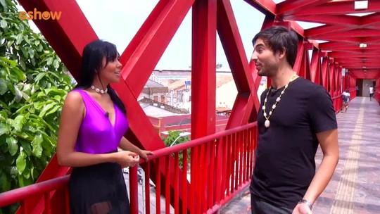Cantor belga Oliver Lord é apaixonado por Fortaleza e compôs música em homenagem à capital cearense