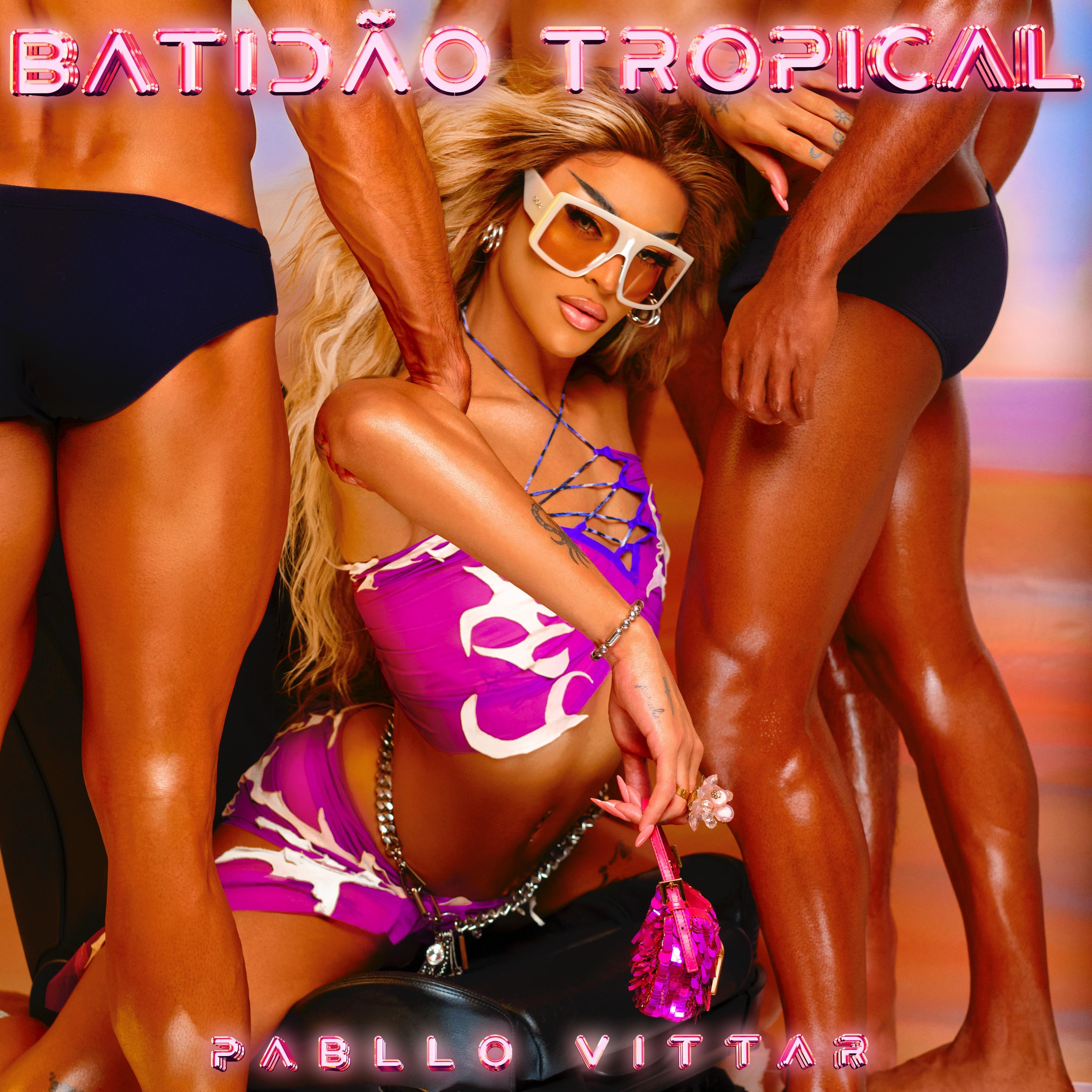 Pabllo Vittar anuncia que 4º álbum vai sair no dia 24 de junho e se chamará 'Batidão Tropical'