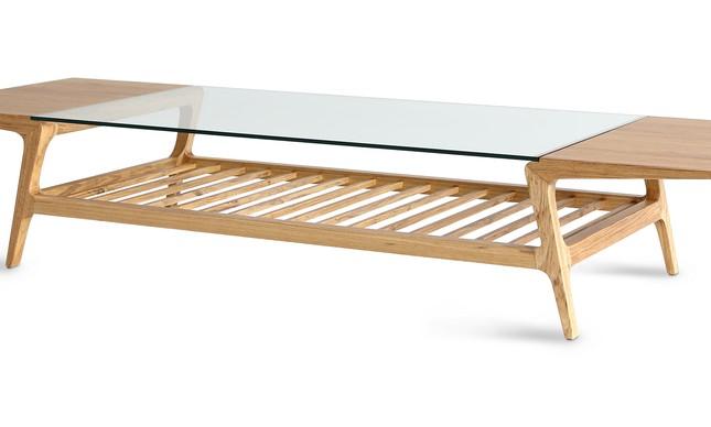 A mesa de centro Dada, desenhada por Gisela Simas, da Original Practical Design (OPD)