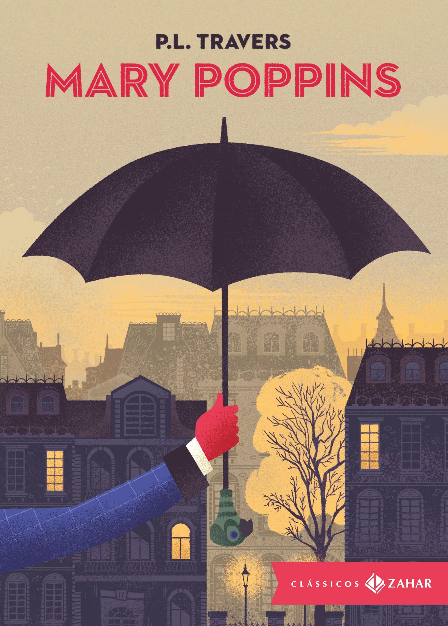 Edição de bolso de Mary Poppins é imperdível (Foto: Divulgação)
