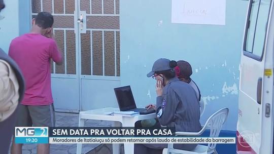 Atingidos por barragem em Itatiaiuçu vão receber salário de mineradora