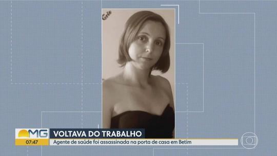 Agente de saúde é assassinada a tiros em Betim, na Grande BH