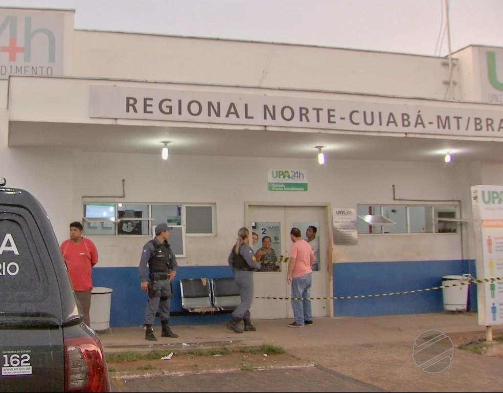 Médicos tentaram reanimar criança por mais de uma hora e não conseguiram (Foto: TV Centro América)