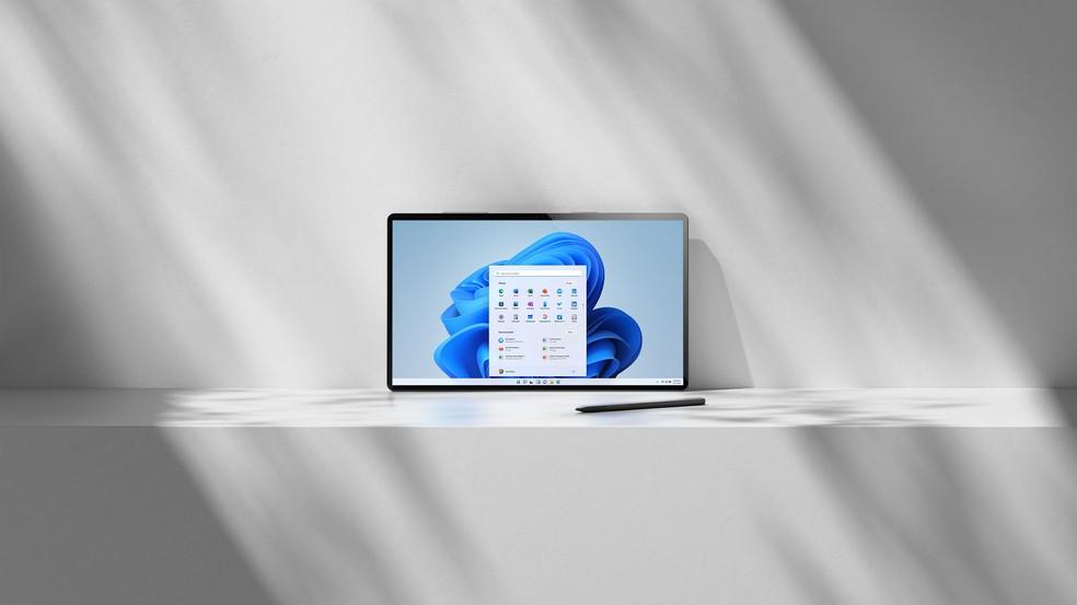 Windows 11: data de lançamento do sistema está marcada para 5 de outubro de 2021 — Foto: Divulgação/Microsoft