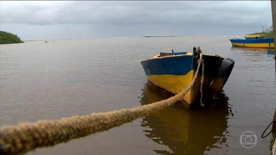 Três anos depois da tragédia em Mariana (MG), pescadores ainda sofrem