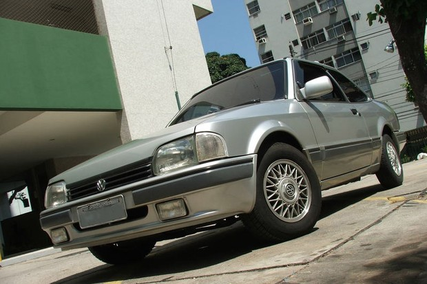Volkswagen Apollo GLS (Foto:  Reprodução )
