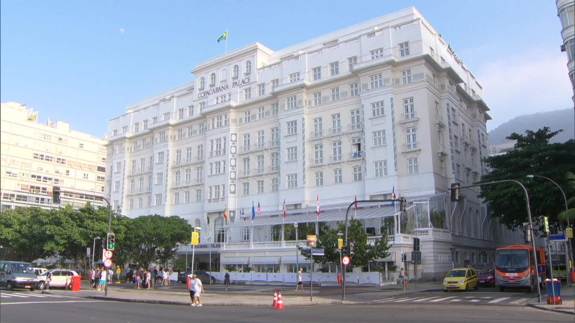 Copacabana Palace fecha pela primeira vez em 97 anos por causa da pandemia