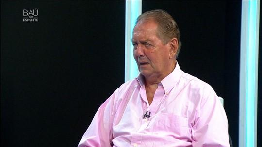 """""""Um amarelo poderia até segurar"""", diz Wright sobre a expulsão de Reinaldo em 1981"""