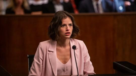 Agatha Moreira fala sobre julgamento e condenação de Josiane: 'Foram dias de muita tensão'