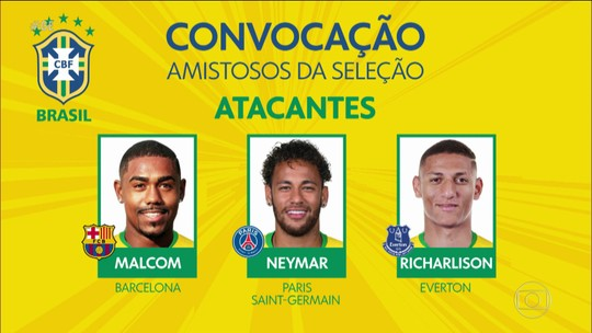 Tite convoca Seleção para amistosos contra Argentina e Arábia Saudita