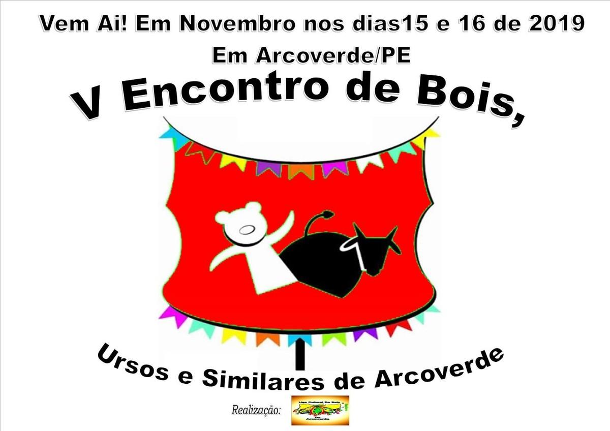 Liga Cultural dos Bois de Arcoverde promove a 5ª edição do 'Encontro de bois, ursos e similares' - G1