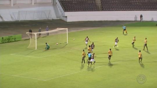 Ferroviária vence Novorizontino nos pênaltis e garante vaga na semifinal da Copa Paulista