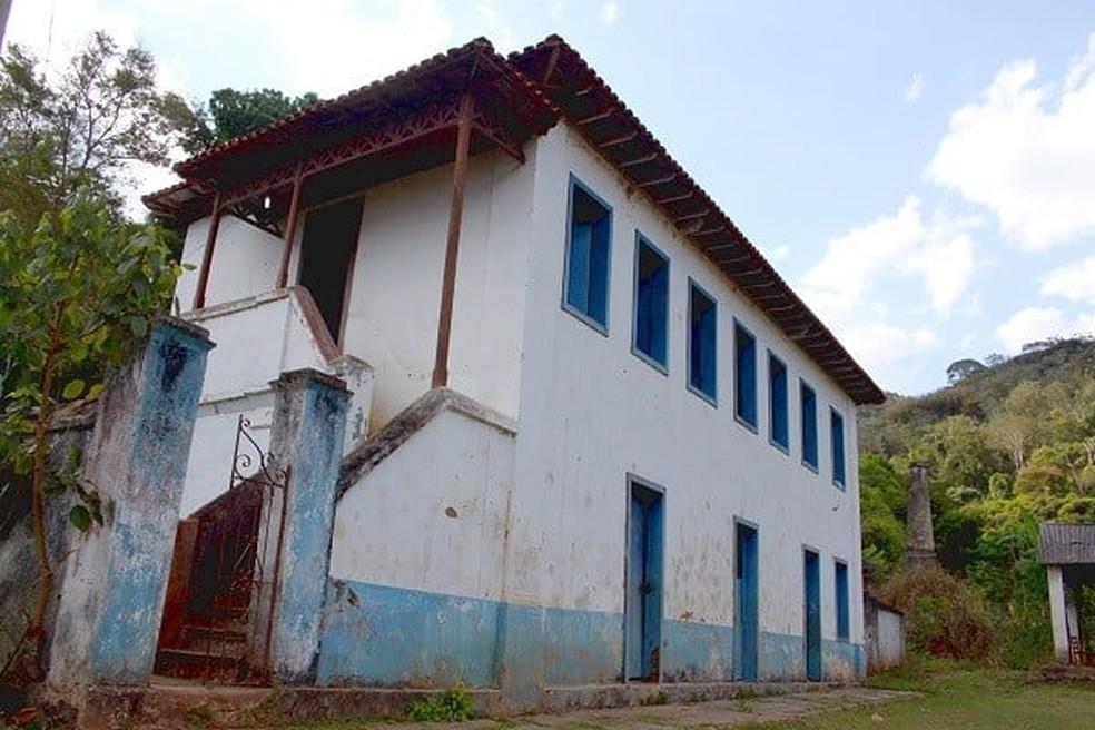 Fazenda Guarani em Carmésia — Foto: Redes sociais/Reprodução