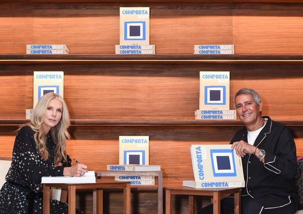 Charlene Shorto e Carlos Souza (Foto: divulgação/Lu Prezia)