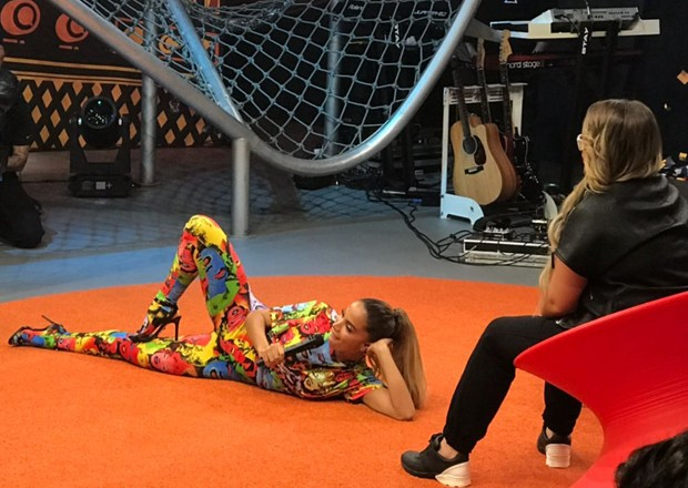 Anitta (Foto: Rafael Godinho/Ed.Globo)