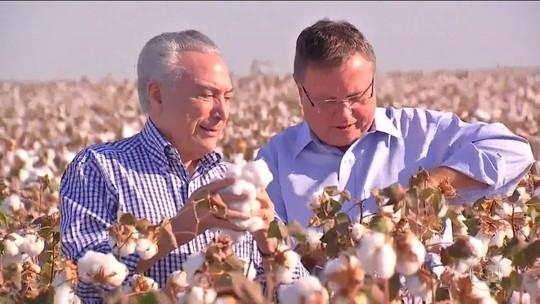 Ex-governador do MT acusa ministro da Agricultura de Temer de corrupção