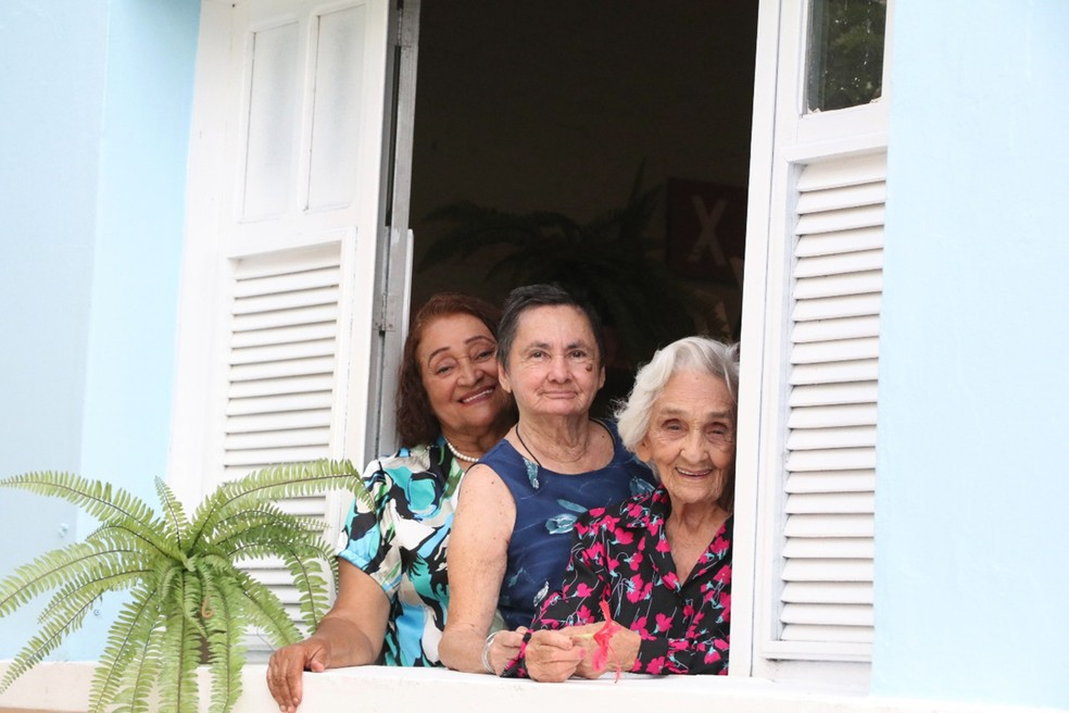 Em sete anos, população idosa aumentou em 4,5 milhões de pessoas no Brasil — Foto: Elias Medeiros