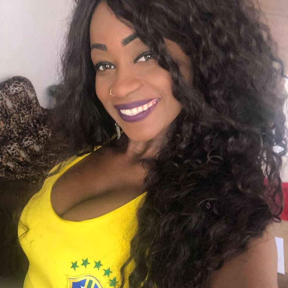 Mayara Silva dos Santos,de 24 anos, teria sido vítima de procedimentos estéticos (Foto: Reprodução/ Redes sociais)