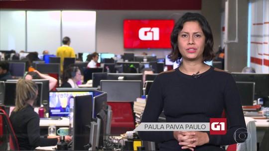 G1 em 1 minuto: Brasil e Argentina assinam acordo para livre comércio de automóveis