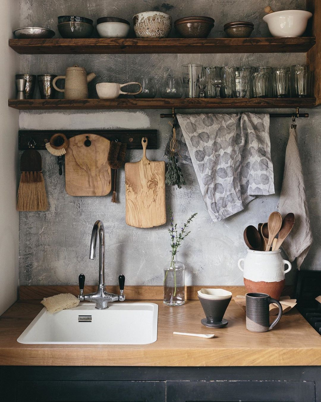 Decoração de parede de cozinha (Foto: divulgação)