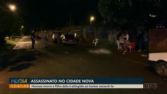 Homem é assassinado em frente de casa no Cidade Nova em Foz