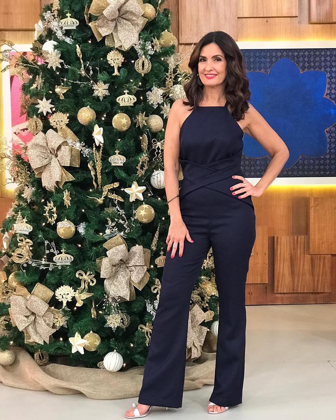 Fátima Bernardes (Foto: Reprodução / Instagram)