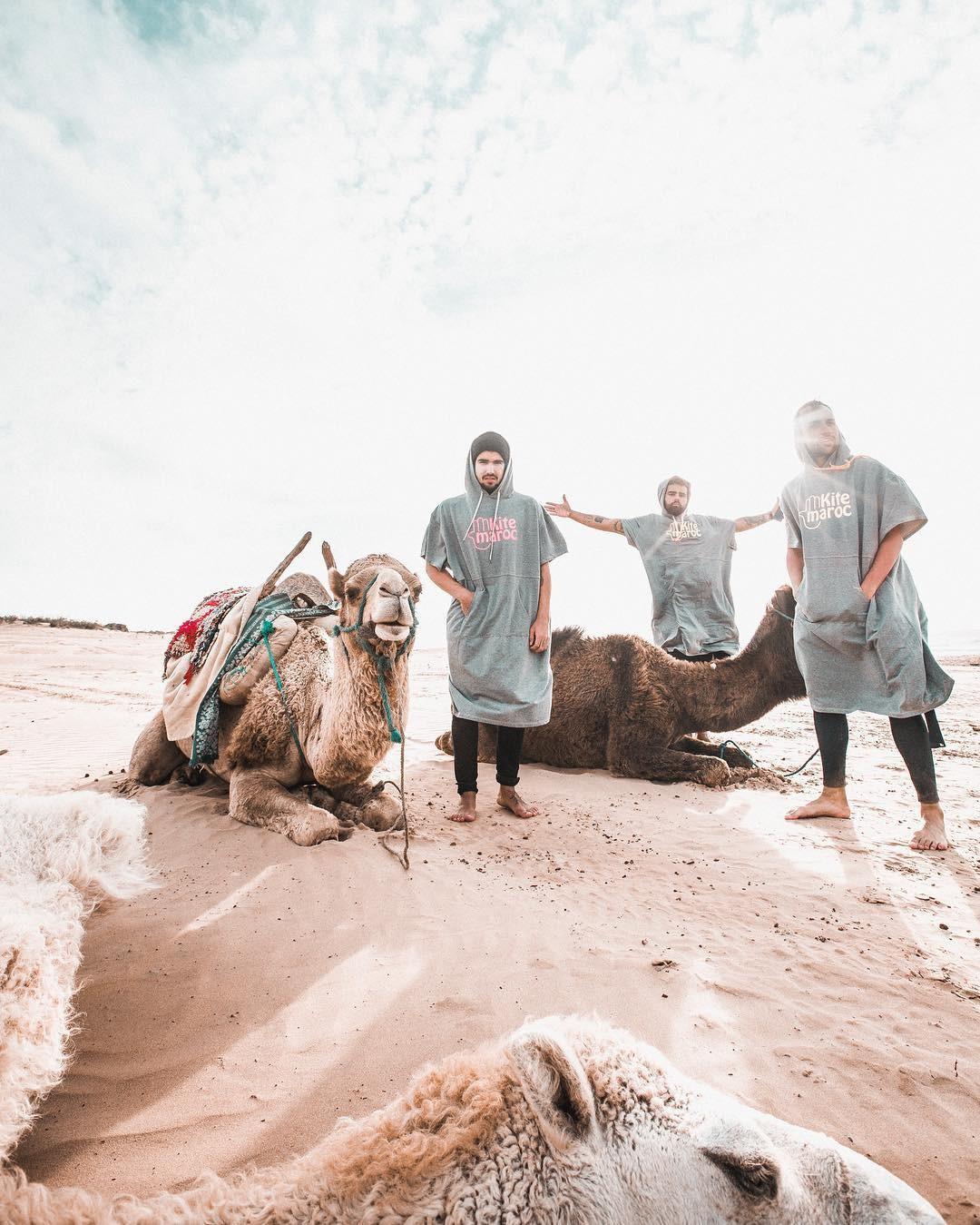 Caio Castro no Marrocos (Foto: Reprodução/Instagram)