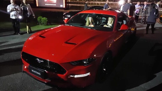 Ford abre pré-venda do Mustang por R$ 299.900